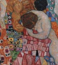 Klimt_death-and-life