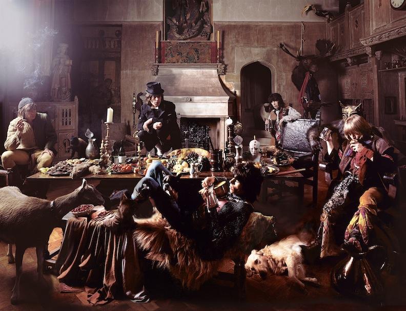 Beggar΄s Banquet , οι Rolling Stones το ηχογραφούν τον Μάρτιο ΄68