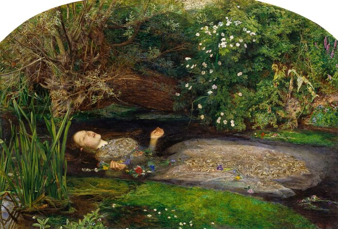 1200px John Everett Millais Ophelia Google Art Project